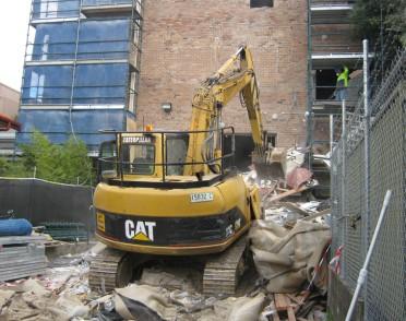 earthmoving inspections