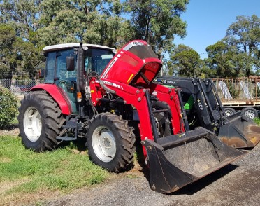 tractor inspections
